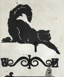Флюгер 002 Кошка Матильда