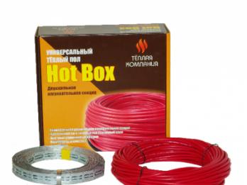 Теплый пол HotBox