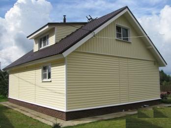 виниловый блок-хаус 3м