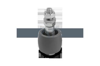 043-Ролик-нейлоновый-с-набором-крепежа-стандарт